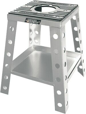 Moose Racing Fundamental Stand Dirt Bike Silver 4101-0115
