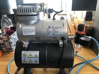 AS186 Professional Airbrush Compressor