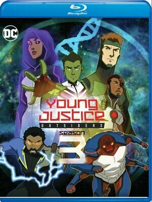 Young Justice: Outsiders (Blu-ray)