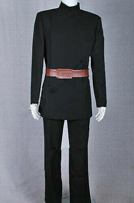 Star Wars Imperial Gray Uniform Intelligence Senior Officer Cosplay Costume suit