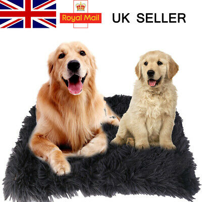 Extra Large Dog Cat Puppy Blanket Pet Soft Fluffy Blanket Cosy Warm Throw Mat
