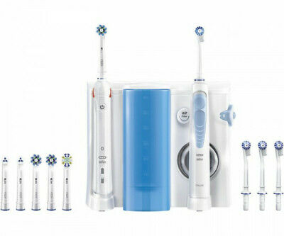 Braun OxyJet Center + 5000 Smart, Prof Care Center OralB