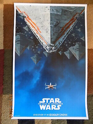 "Star Wars: The Rise of Skywalker (11"" x 17"") Movie Collector's Poster Print (T3)"