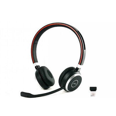 Jabra Evolve 65 MS Wireless Stereo Headset