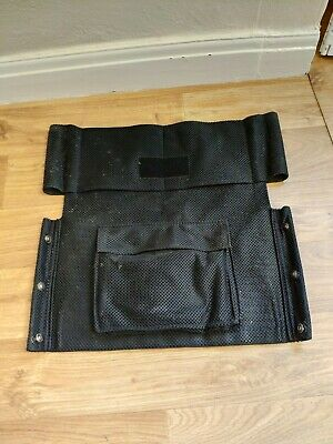 Karma Ergo 115 Wheelchair Backrest Canvas Used Spare Replacement