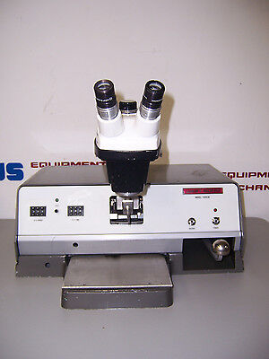 9041 West-Bond 7400Iw Bonder W/ B&L Stereo Zoom 4 Microscope