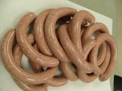 Natural  Hog Casings for Sausage (30/32 mm) smaller for 20 to 25 lb sausage