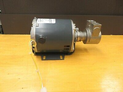 Procon 1/3 HP Water Circulator Pump GE Motor 220 Volt