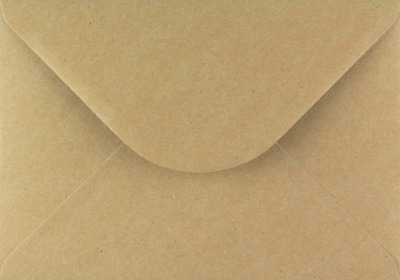 C5 A5 BROWN FLECK KRAFT Coloured Envelopes Greeting Card Party Invitations Craft