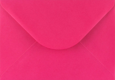 C5 A5 FUCHSIA PINK Coloured Envelopes Greeting Card Party Invitations Craft