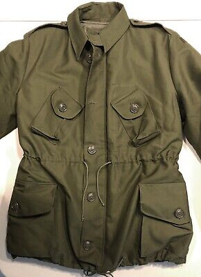 Canadian Armed Forces Three Season Combat Jacket - Authentic Military Issue
