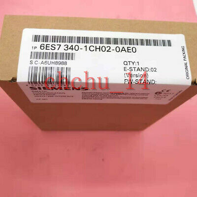 Siemens 6ES7340-1CH02-0AE0  6ES7 340-1CH02-0AE0  brand and new New Fast delivery