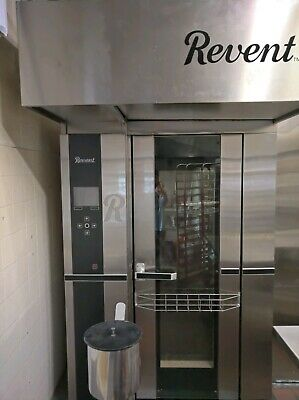 Revent electric single rack oven