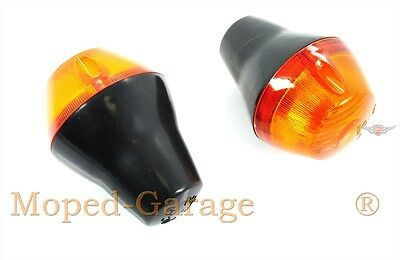 Puch Monza Mofa Moped Mokick Blinker Satz Paar Beleuchtung Blink Blinken Neu