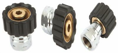 Forney 75108 Pressure Washer Accessories, Female Screw Coupling, M22F to...