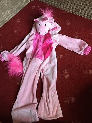 Unicorn Dressup/ Body Suit 2-4 Years