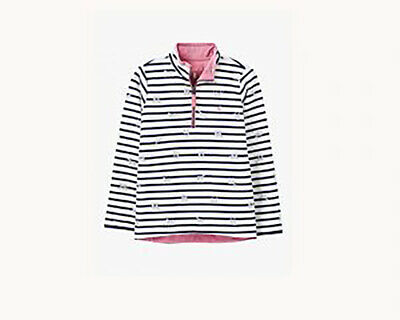 Joules Fairdale Half Zip Sweatshirt 3-10Years