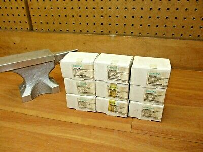 Siemens 8WA1898 (Lot of 90) *NEW* 8WA1 898 (9 Boxes) Link Rail for 10 Terminals