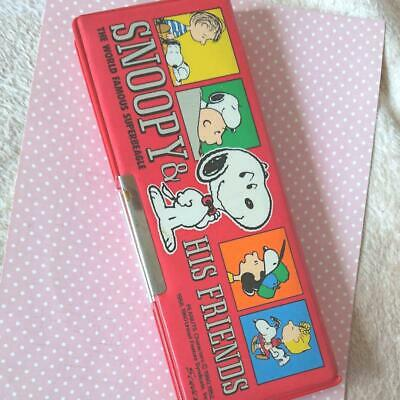 Snoopy Car Floor Mat 450 x 600mm Clear 6356-01CL from Japan