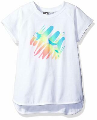 PUMA Big Girls' T-Shirt