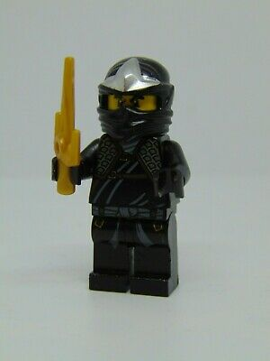 Genuine Lego Ninjago  Cole ZX  Mini Figure