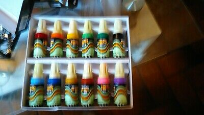New in box HTF MAGIC INK GLASS BOTTLE INK MARKER Graffiti Art