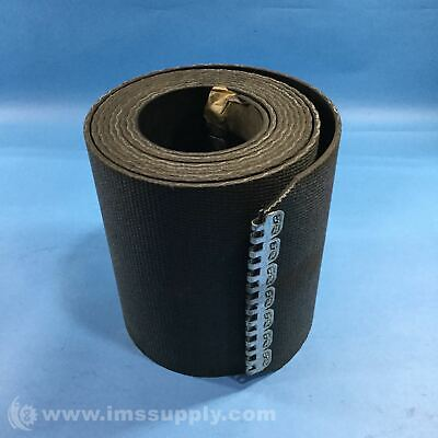 2-1151 Black Fabric Conveyor Belt, 13 FNIP
