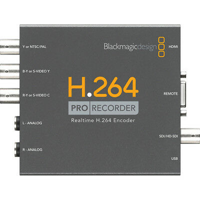 Blackmagic Design H.264 PRO Recorder - USED