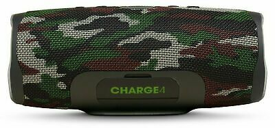 JBL Charge 4 Portable Waterproof Bluetooth Speaker - Camouflage