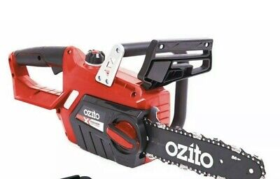 Ozito 18V Cordless Chainsaw 1 x Lion Battery & Charger Einhell Power X-change