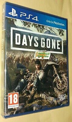 Days Gone Playstation 4 PS4 NEW SEALED Free UK p&p Pal