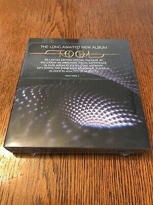 TOOL Fear Inoculum Limited Edition Trifold CD 2019 NEW - IN HAND - FREE SHIPPING