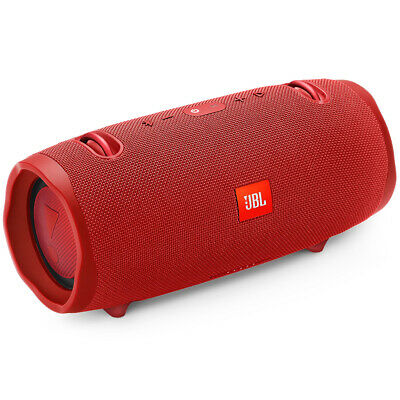 JBL Xtreme 2 Waterproof 40W Portable Bluetooth Speaker - Red *XTREME2RED