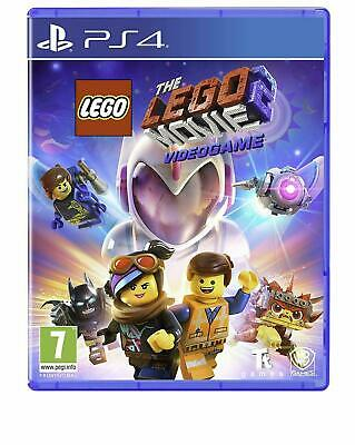 The LEGO Movie 2 Videogame PS4 * New & Sealed Official Sony Playstation 4 Game *