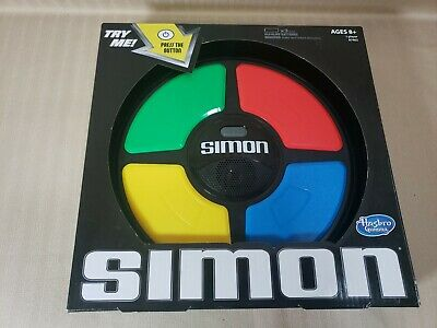 Simon Electronic Memory Fun Classic Game Follow lights and sounds