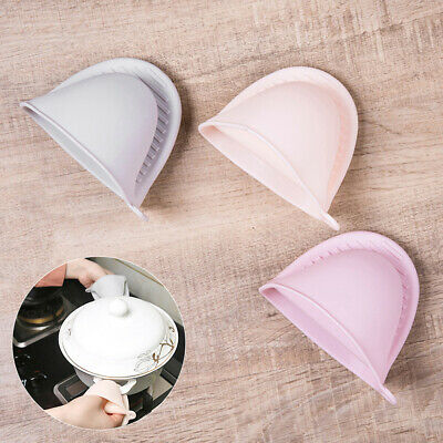 DOFTFUNKIA Silicone Oven Mitts Pinch Holders Set of Two Grippy Pad IKEA