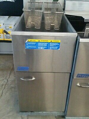 Refurbished Pitco 35C LPG Deep Fryer