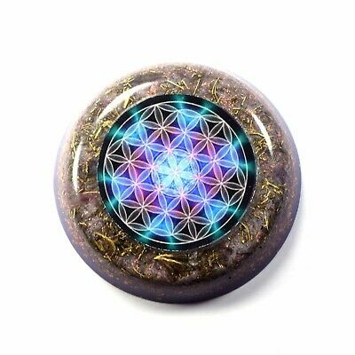 Orgone Positive Energy Device - Flower of Life Mini Towerbuster