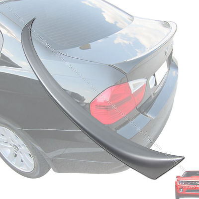 Fit For BMW 3 SERIES E92 2D A Look Rear Trunk Spoiler M3 328i PAINTED#354