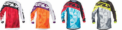 Fly Racing Kinetic Crux Jersey