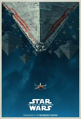 "Star Wars: The Rise of Skywalker (11"" x 17"") Movie Collector's Poster Print"