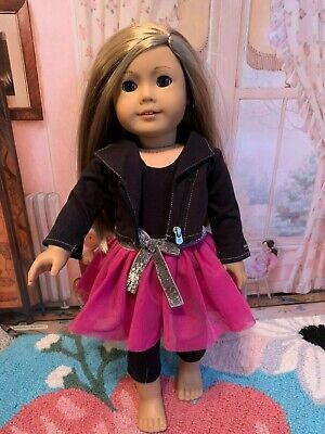 American Girl Doll Outfits, Isabelle's Mix and Match, Dance/Gymnastics, EUC