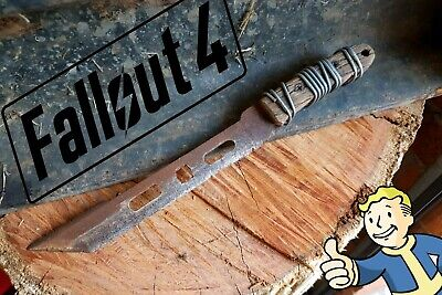 Fallout 4 Disciples Blade authentic replica. hand made custom knife collectable