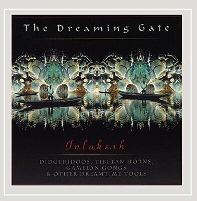 INLAKESH - Dreaming Gate - CD - **BRAND NEW/STILL SEALED**