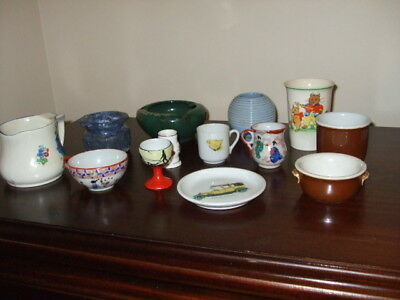 Collection of Small item Porcelain Cheap in Good Condition