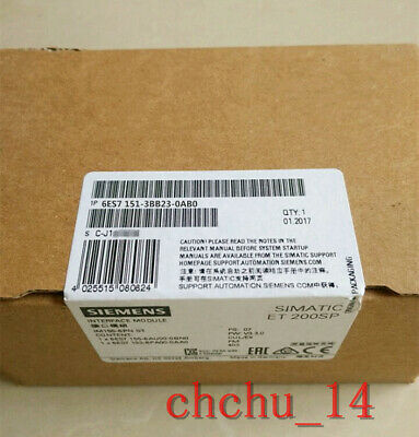 Siemens 6ES7151-3BB23-0AB0  6ES7 151-3BB23-0AB0  Brand new and sealed