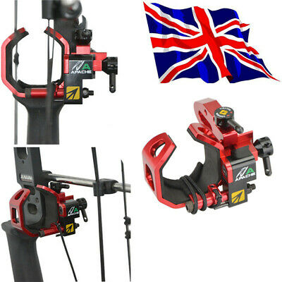 Compound Bow Drop Away Arrow Rest Right Hand Archery Hunting Shooting Accessory