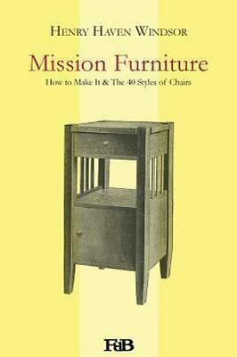 Nuovi Graffiti: Mission Furniture : How to Make It and the 40 Styles of...
