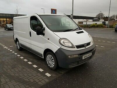VAUXHALL VIVARO 1.9 Cdti diesel 2700 Swb fully serviced fresh MOT NO VAT!!!