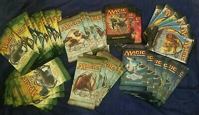 43x mixed mtg booster pack italian (factory sealed)